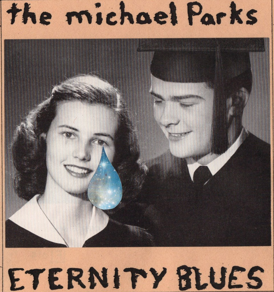 Eternity blues hard copy album cover