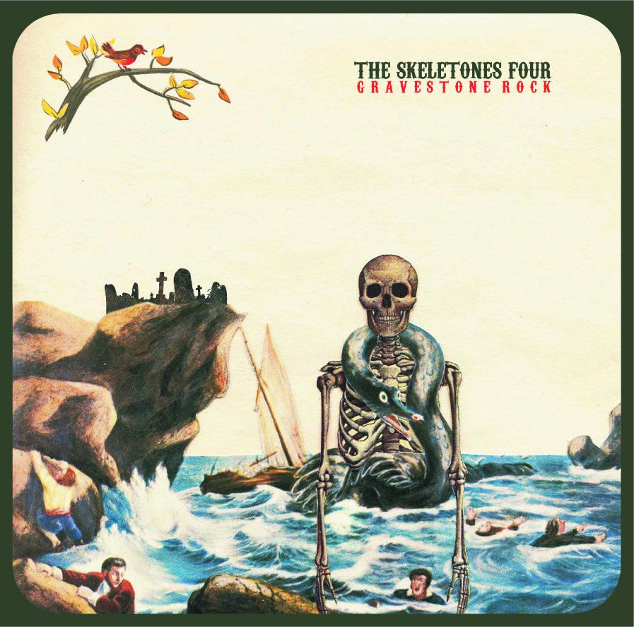 skeletones cover