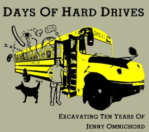 Days of hard drives cover image